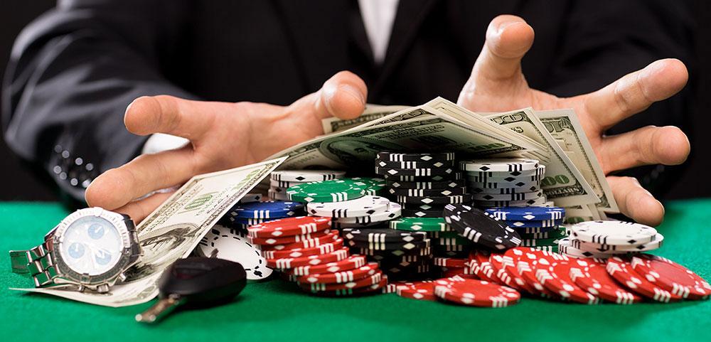 Pro gamblers
